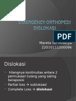 Dislokasi Emergency Orthopedi