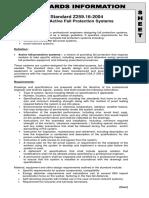Standardcsa Fallprotect z259!16!2004