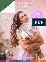 """Du 18 mai au 4 juin 2016 """"100 idées cadeaux Fête des Mères"""""""
