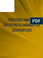 Proposed Financial Reporting Standards for COOPS_0