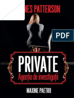 Patterson, James - Private - Agentia de Investigatii