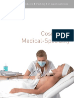 Medical Permanent Makeup and Permanent Cosmetics Training Brochure by Natural Enhancement