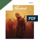 macbethsdiary