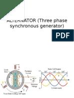 EM Synchronous Generator