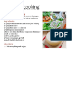 Banh Mi Chicken Salad on Closet Cooking 3.pdf