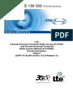 LTE ts_136300v130300p