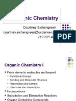 Organic Chemistry Functional Groups 221160