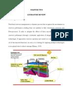 review of reservoir management