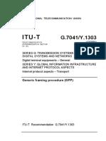 T-REC-G.7041-200112-S!!PDF-E