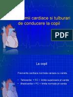 C11. Aritmii Cardiace Si Tulburari de Conducere Pt Studenti