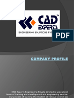 Cad Experts PPT