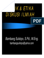 BS-20100426 - Presentasi Teknik & Etika Diskusi Ilmiah.pdf