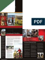 UNB Graduate Studies Brochure 2014