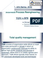 TQM vs BPR