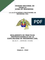 Reglamento de Practicas Pre-Profesionales de La EIC 2016