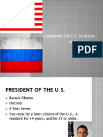 comparing the u s  to russia  1