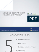 BE Reducing Debts
