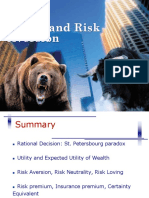2. Utility and Risk Aversion