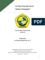 Referat - Infeksi Meningitis