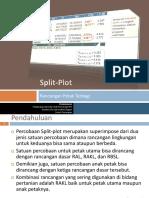 Split Plot