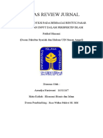 Tugas Review Jurnal Arendya 14311147