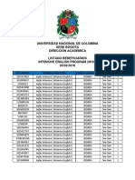 Inicio Clases Intensive English Program 2016-1