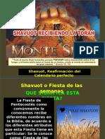 CAPITULO 13 Shavuot, Reafirmación Del Calendario Perfecto