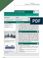 MeasurIT Flexim ADM6725 Application Hot Buttermilk 0809