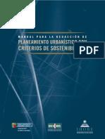 Manual Internacional Del Planeamiento Urbanistco
