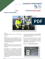 MeasurIT Flexim F601 Project New Ross 0903