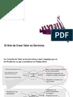 4 f El Arte de Crear Valor en Servicios