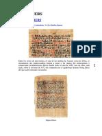 Papiro-Ebers