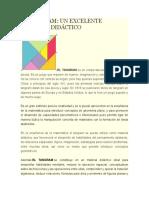EL TANGRAM Matematica Info y Actividade