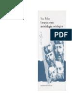 Ensayos sobre metodologia sociologica - Max Weber.pdf