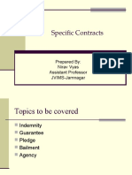 Special Contracts PPT