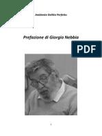 """Prefazione di Giorgio Nebbia al Libro """"Ambiente Delitto Perfetto"""""""