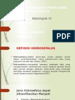 Asuhan Keperawatan Pada Anak Hidrosefalus
