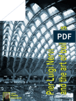Pier Luigi Nervi and the art of buildings