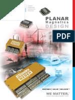 SME Planar Magnetics Design Guide