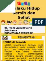 Penyuluhan Phbs Sekolah IV