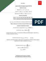 Resumen de Cálculo Hormigón Armado II