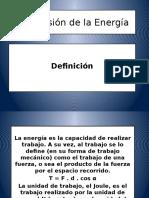 Conversion de energia