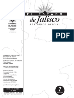 Competencia Juntas Locales de Conciliación y Arbitraje Jalisco