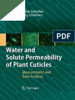 [Lukas Schreiber, Jörg Schönherr] Water and Solutions