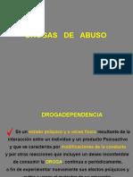 drogas presentacion 2013