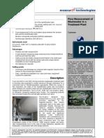 MeasurIT Flexim ADM7407 Project Wupperverband 0809