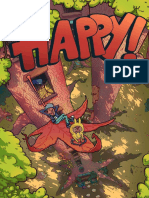 Happy! -- Pilot Storyboard