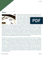 Time   Internet Encyclopedia of Philosophy