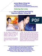 E-Book of Supreme Master Ching Hai's Coloring Our Lives