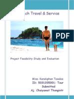 Blue Beach Travel & Service